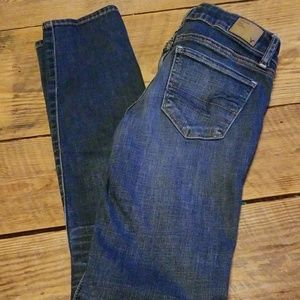 American Eagle Skinny Stretch Jean's Size 2